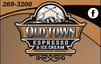 Old Town Espresso and Ice Cream